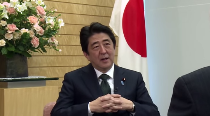 THIS-IS-AMERICA-VISITS-JAPAN-Pt.-I-Prime-Minister-Shinzo-Abe-Japan-YouTube