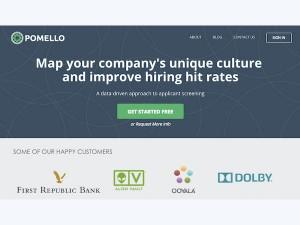 データで採用を効率化!簡単な調査で自社の文化と候補者の相性を可視化できる「Pomello」   ガジェット通信