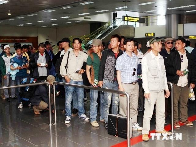 3月の海外派遣労働者数8560万人、第1四半期は2.6万人