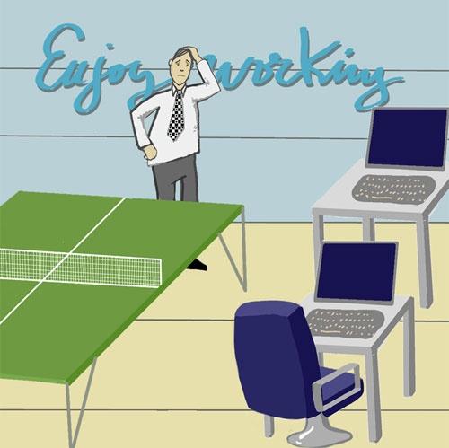 「素敵なオフィス空間」では会社は良くならない
