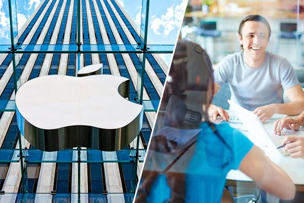 【イギリス】アップル社 最も厄介な面接質問トップ13