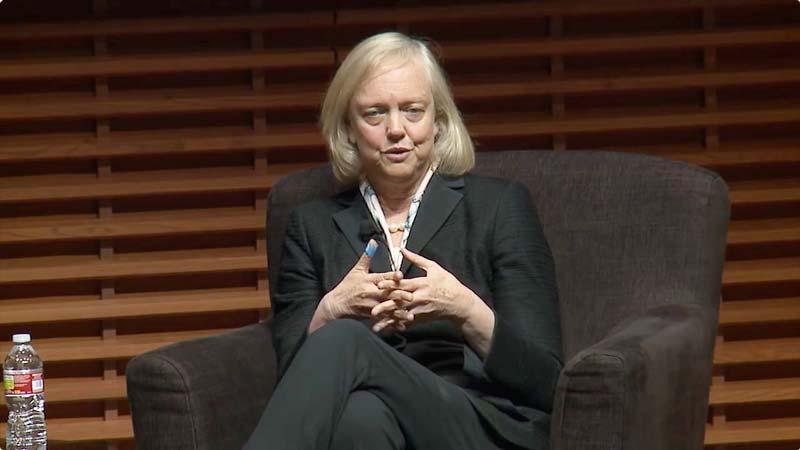 妥協のない人生を送っている人は超人か嘘つき HP社の女性CEOが家庭とキャリアの両立を語る