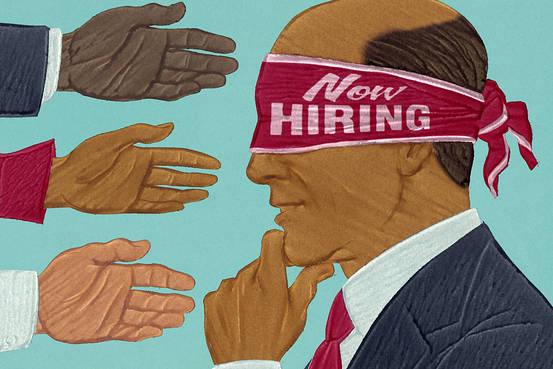 履歴書不要、有能な人材発掘に「目隠し選考」