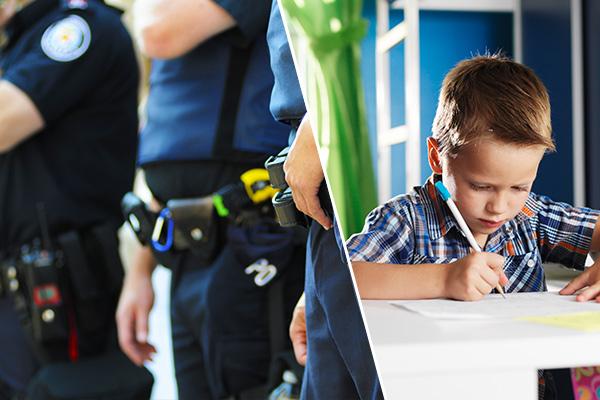 スウェーデン警察に届いた「可愛い志願書」