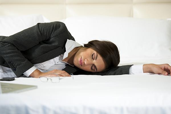 米国企業CEO 「睡眠ボーナス」を導入