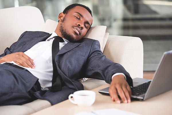 社員に「昼寝」をさせるべき理由