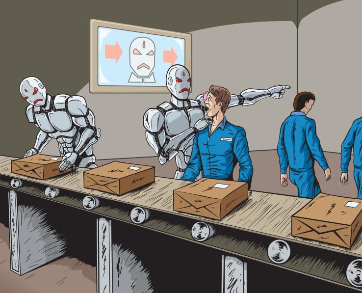 ロボットは人間の仕事を奪うだけでなく生み出していくもの