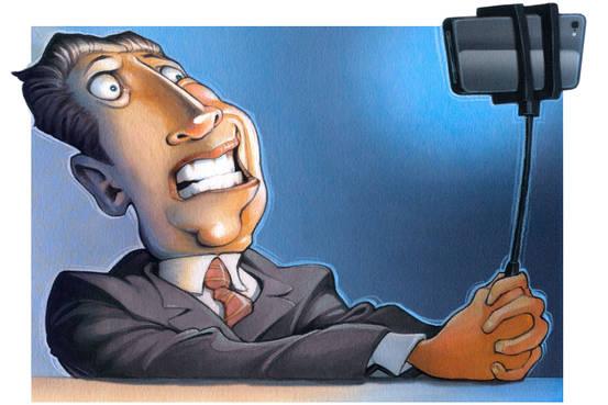 ウェブ面接が増加、自撮り時代の採用手法