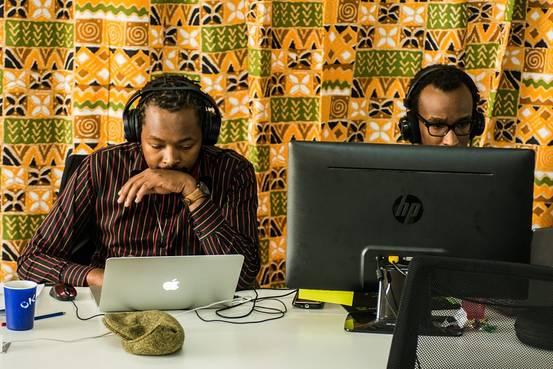 ハイテク人材の争奪戦、舞台はアフリカへ