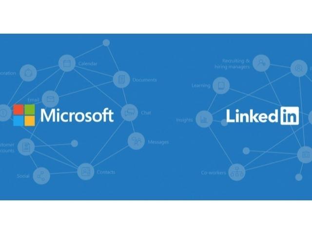 マイクロソフト、Linkedinの買収を完了--ナデラCEOがサービス連携に向け計画提示