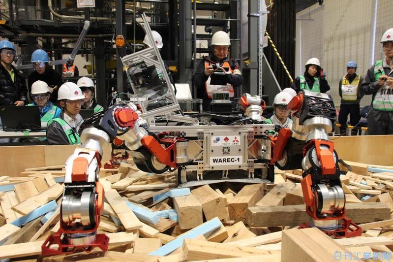 日本開催、国際ロボット競技大会は研究人材を広げる好機だ!