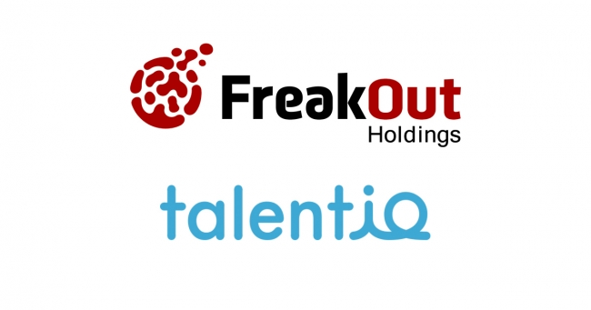 フリークアウト・ホールディングス、クラウド型採用管理システムを展開するタレンティオを子会社化