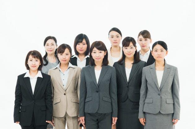 女性活躍推進法1年 100%対応の先に目指すもの