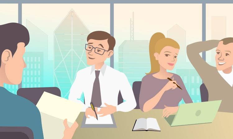 オリックス 職場環境プロジェクトにおける社員の声を実現。「社内インターンシップ制度」を新設