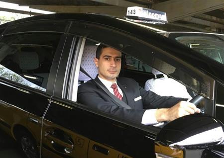 日の丸交通、外国人を本格採用 タクシー人手不足と訪日客増に対応
