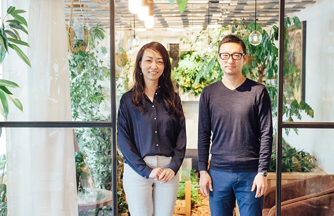 """植物と「香り」でオフィスの""""働き場""""改革へ 「parkERs」梅澤伸也さんに聞く"""