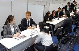 入学から就職 一貫支援 留学生と企業橋渡し