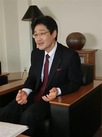 NTTデータ本間社長「外国人役員を半数以上に」