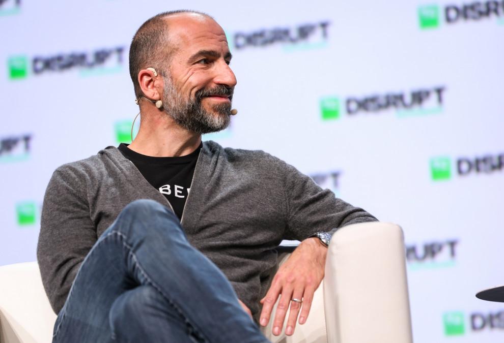 Uber、オンデマンド人材派遣サービスをテスト中――B2Bビジネスにも意欲