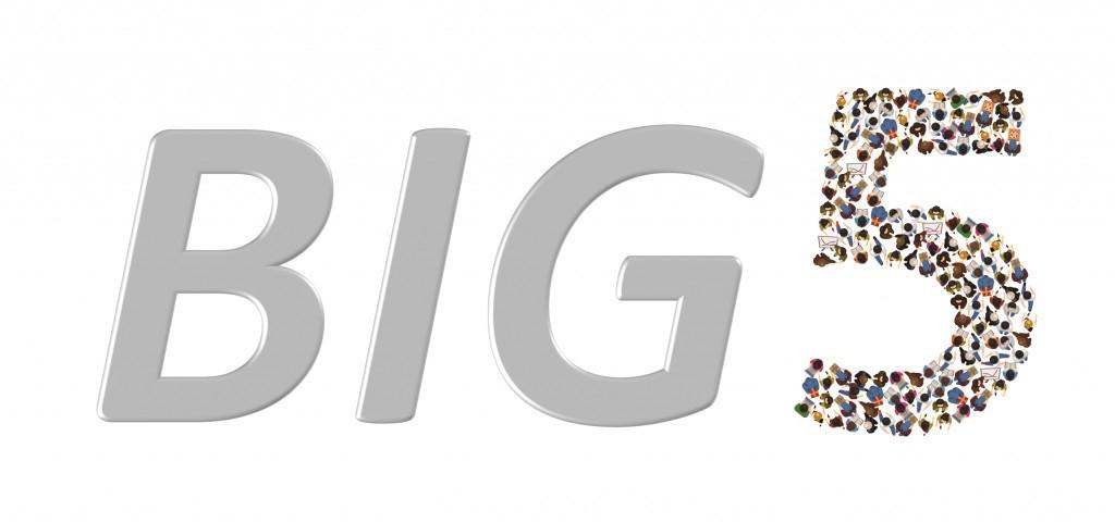 ビッグファイブとは?5つの性格特性と心理テストを紹介