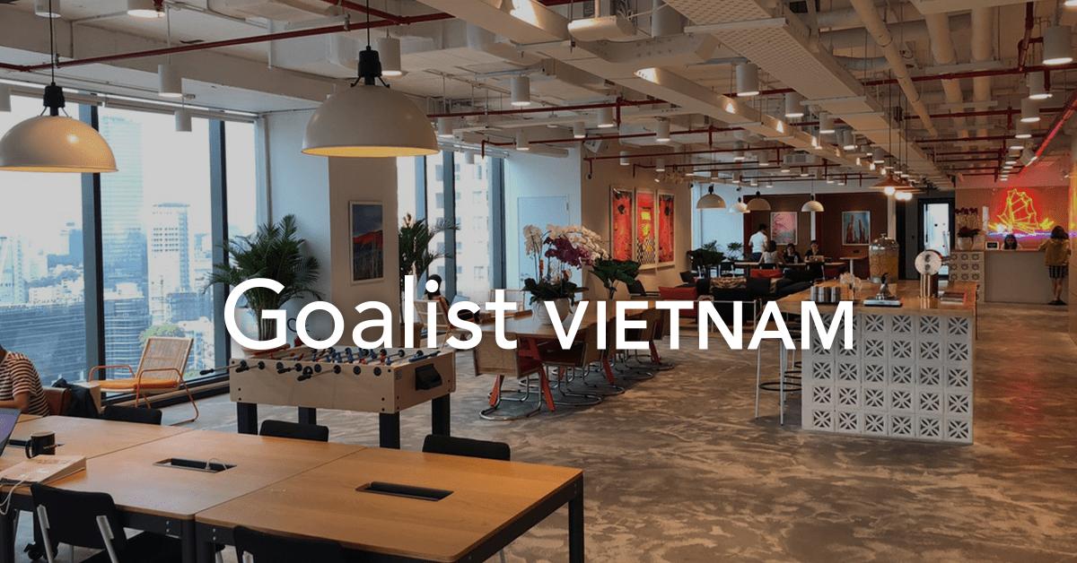 ゴーリスト、ベトナムに現地法人を設立 WeWork・ホーチミンシティにて営業開始