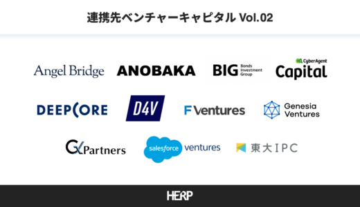 株式会社HERP、新たにベンチャーキャピタル11社と連携し「HERP Hire VC連携プラン」第2弾を提供