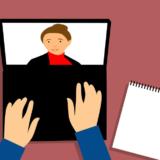「Web面接での退出タイミングが分からない」22卒学生の41.1%が回答、株式会社学情調査